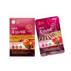 Bulrogeon - Korean Red Ginseng & Pomegranate Drink (10packs)
