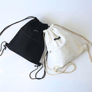 TangTangBags - 抽繩帆布背包