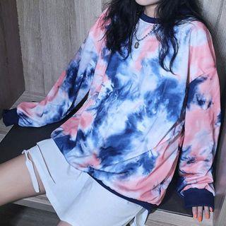 Perusola - Tie Dye Sweatshirt