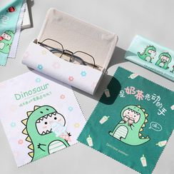 Candy Lemon - Cartoon Print Eyeglasses Cleaning Cloth