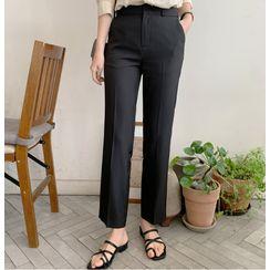 mimi&didi - Semi Boot-Cut Dress Pants