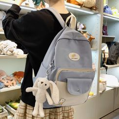 EAVALURE - Applique Backpack