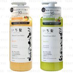 Kracie - Ichikami Natural Care Select Treatment 480g - 2 Types