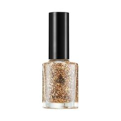 MISSHA - Self Nail Salon Glitter Look (#G027 Gold Soleil)