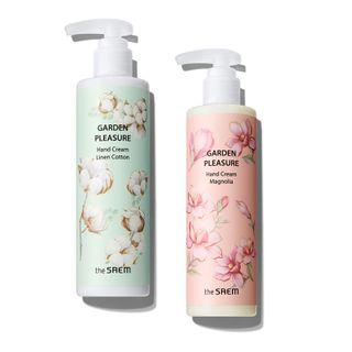 The Saem - Garden Pleasure Hand Cream - 2 Types