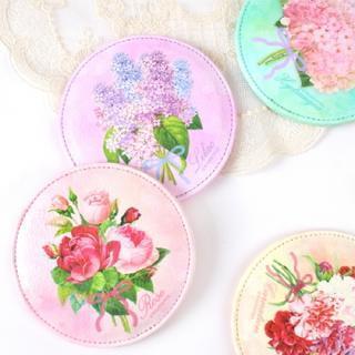 iswas -  Floral Portable Mirror