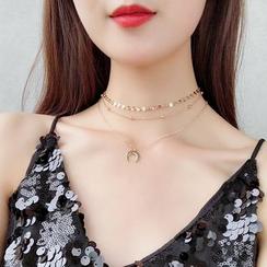Show Mind - Set of 3: Necklaces