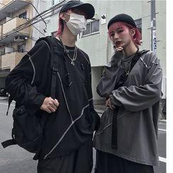 Koiyua - 長袖飾縫線T裇