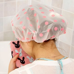 MyHome - Polka Dot Shower Cap