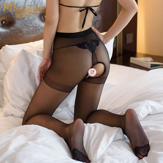 Cleopatra - Crotchless Tights