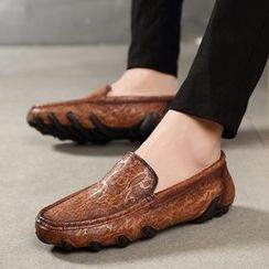 MARTUCCI - Leather Loafers