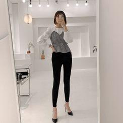 Chlo.D.Manon - Stretchy Skinny Pants