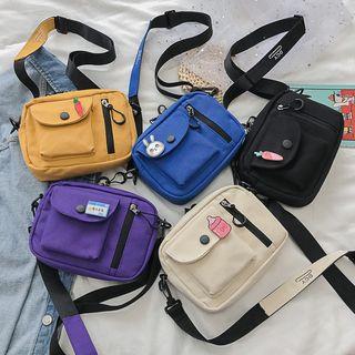 Baggis - Canvas Crossbody Bag