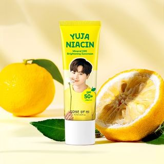 SOME BY MI - Yuja Niacin Mineral 100 Brightening Sun Cream