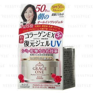 Kose - Grace One Perfect Gel Cream UV