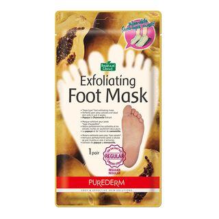 PUREDERM - Peelingmaske für die Füße (Regular) 1 Paar