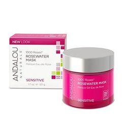 Andalou Naturals - Rose Stem Cells Rosewater Gel Mask