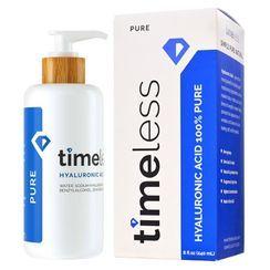 Timeless Skin Care - Hyaluronic Acid 100% Pure Serum, 8oz