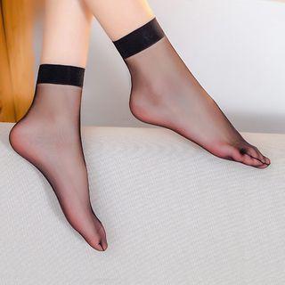 Summerday - 十五件套装: 薄纱袜子