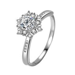 Supremo(シュープリーモ) - Rhinestone Ring