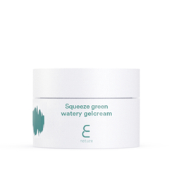 E NATURE - Squeeze Green Watery Gel Cream 50ml