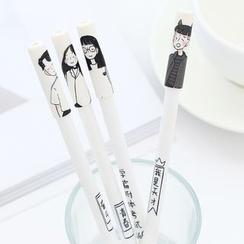 Fey Fey - Printed 0.38mm Gel Pen