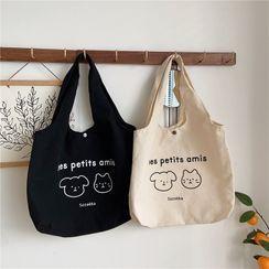 Eastin - 卡通印花手提袋