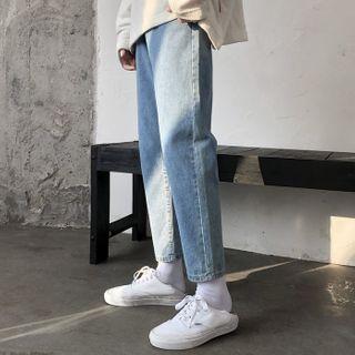 YERGO - 修身牛仔裤