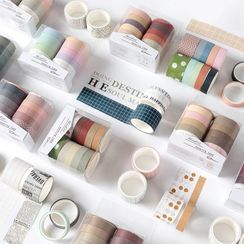 Dukson - Set: Printed Masking Tape