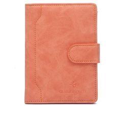 nitefini(ナイトフィニ) - Lettering Passport Holder