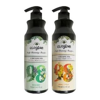 MAXCLINIC - Ecoglam Scalp Cleansing Shampoo - 2 Types