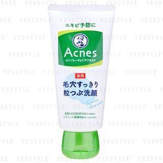 Rohto Mentholatum - Acnes Scrub Face Wash