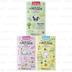 CHARLEY - The Picture Book Of Bath Salt 50g - 3 Types