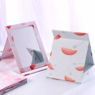 Eranso - Printed Foldable Desktop Mirror