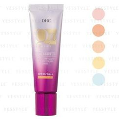 DHC - Q10 Moisture Care Clear Color Base SPF 30 PA++ - 5 Types