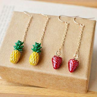 Nisen - Fruit Drop Earring