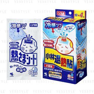 Kobayashi - Cooling Gel Sheet 16 pcs