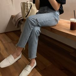 Ekstacie - Ripped Harem Jeans
