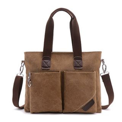 Filio - Canvas Shoulder Bag