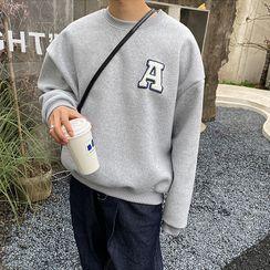 DragonRoad - Lettering Sweatshirt