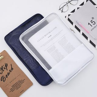 Hera's Place - Translucent Document Pouch