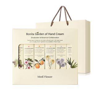 MediFlower - Bonita Garden Hand Cream Set