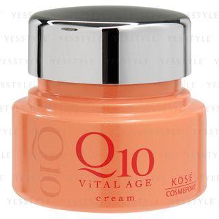 Kose - Vital Age Q10 Cream