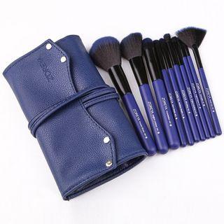 ZOREYA - Set of 10: Makeup Brush