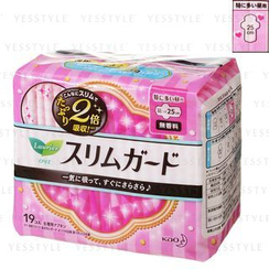 Kao 花王 - Laurier Speed Silm Wing Feminine Pads 25cm
