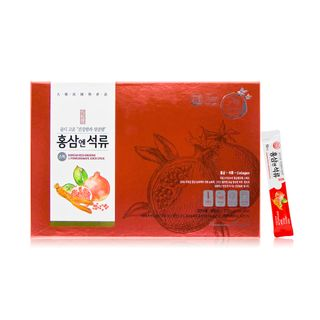 Bulrogeon - Korean Red Ginseng and Pomegranate Concentrate (Gift Set)