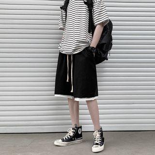 Acrius - Drawstring Shorts