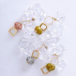 Lemite - Dangled Statement Earrings