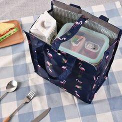 Lezi Bags - Printed Lunch Box Bag