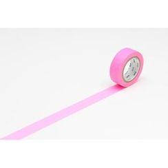 mt - mt Masking Tape : 1P Shocking Pink